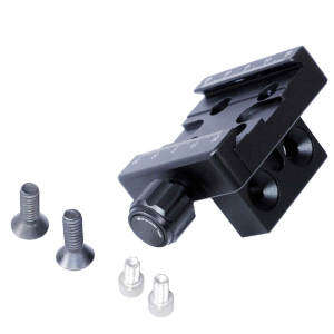 Multifunctional Clamp Linker for ARCA-SWISS Tripod Ball Head Quick Release Plate