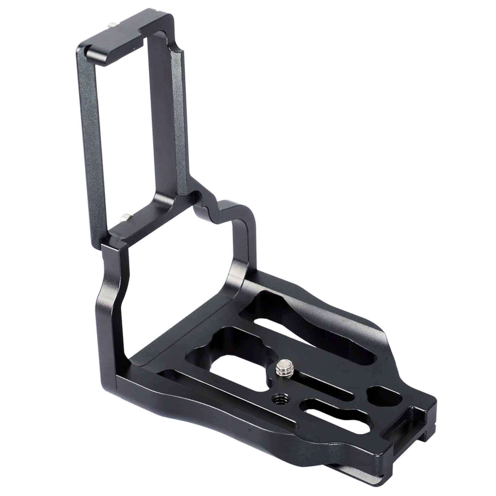 Separable Vertical Quick Release Plate Camera Bracket for NikonD810 Battery Grip