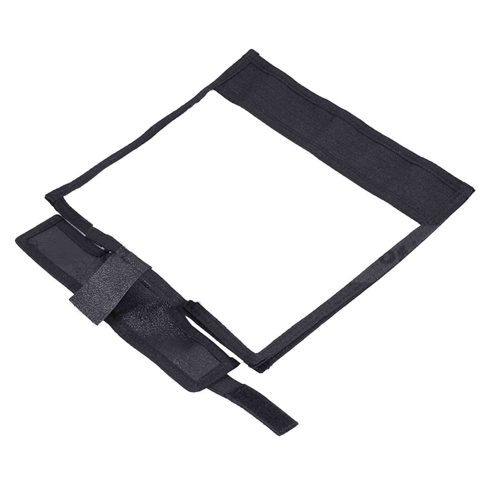 Foldable Reflector/Snoot Reflective Flash Diffuser Softbox for Canon Pentax