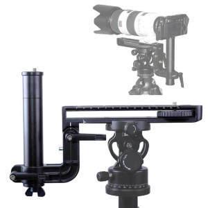 Long-Focus Lens Support