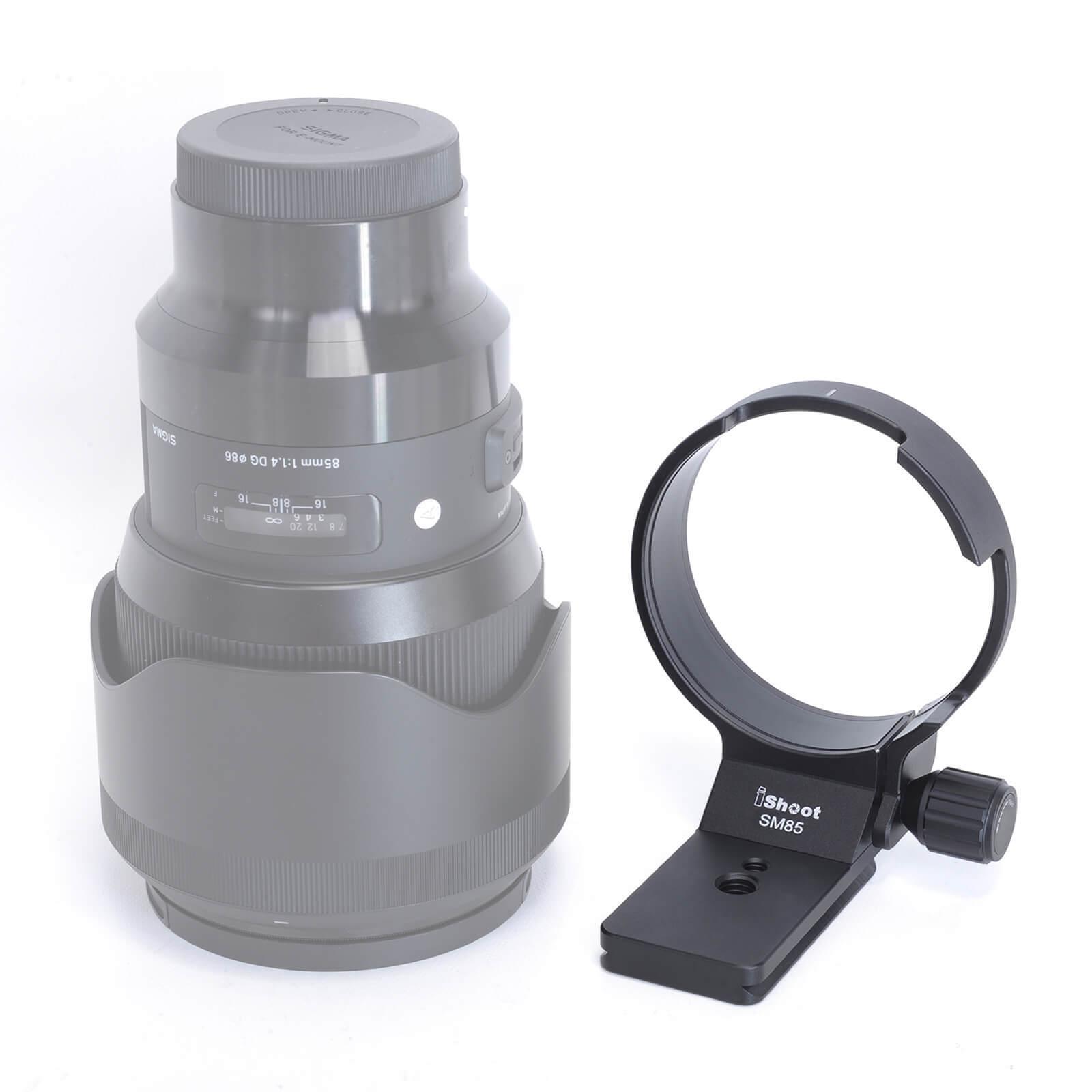 Lens Collar Tripod Mount Ring for Sigma 85mm f/1.4 DG HSM Art Lens (for Sony E)
