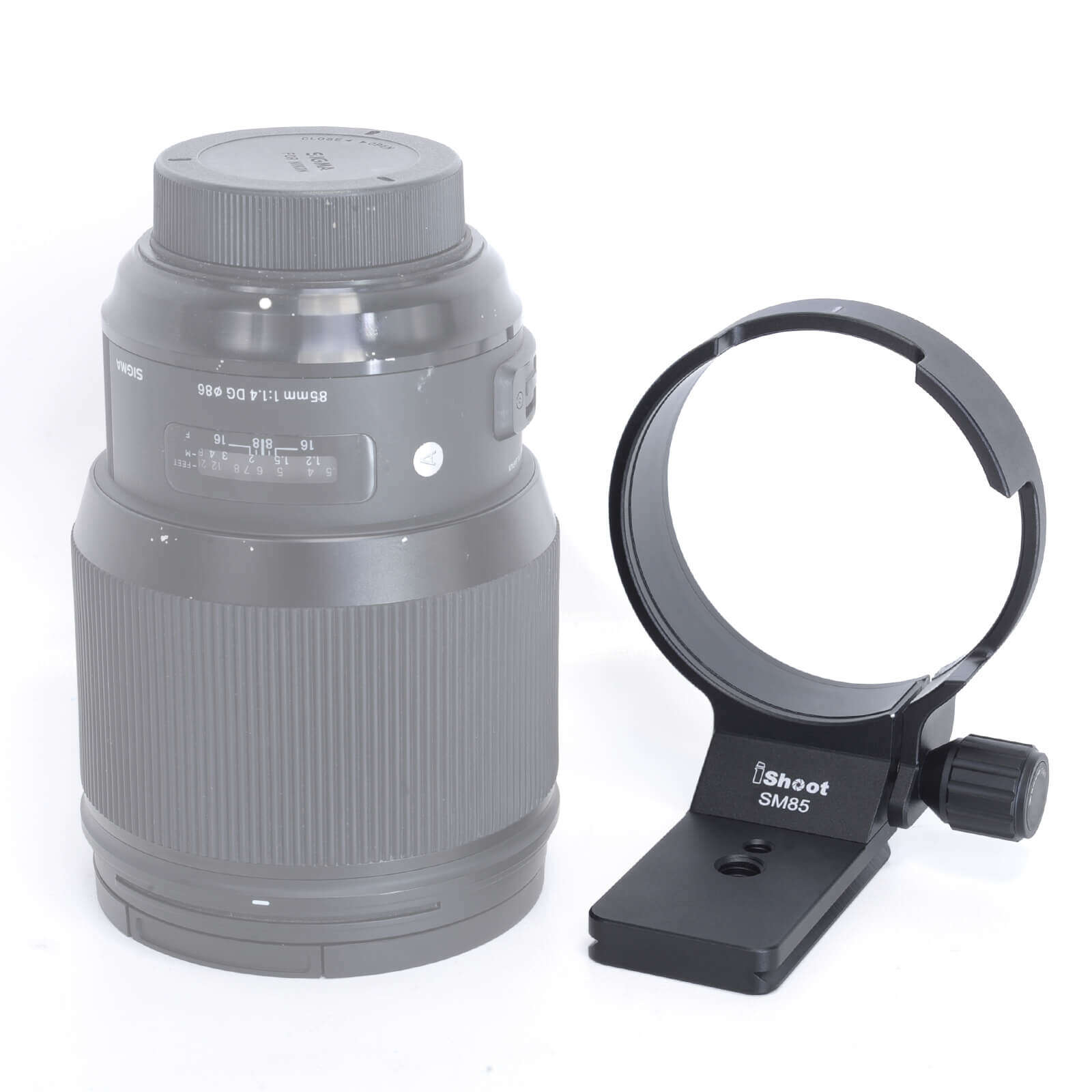 Lens Collar Tripod Mount Ring for Sigma 85mm f/1.4 DG HSM Art Lens(for Canon EF)