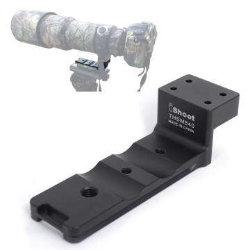 lens collar plate base