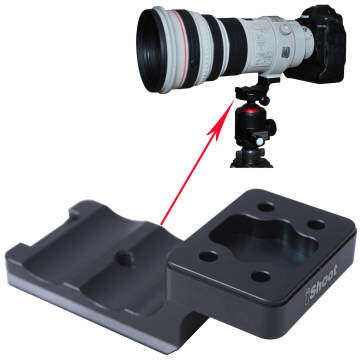 Tripod Mount Ring Base Lens Collar Foot Stand for Canon EF 200mm f/2L IS USM, EF 300mm & EF 400mm f/2.8L IS II USM