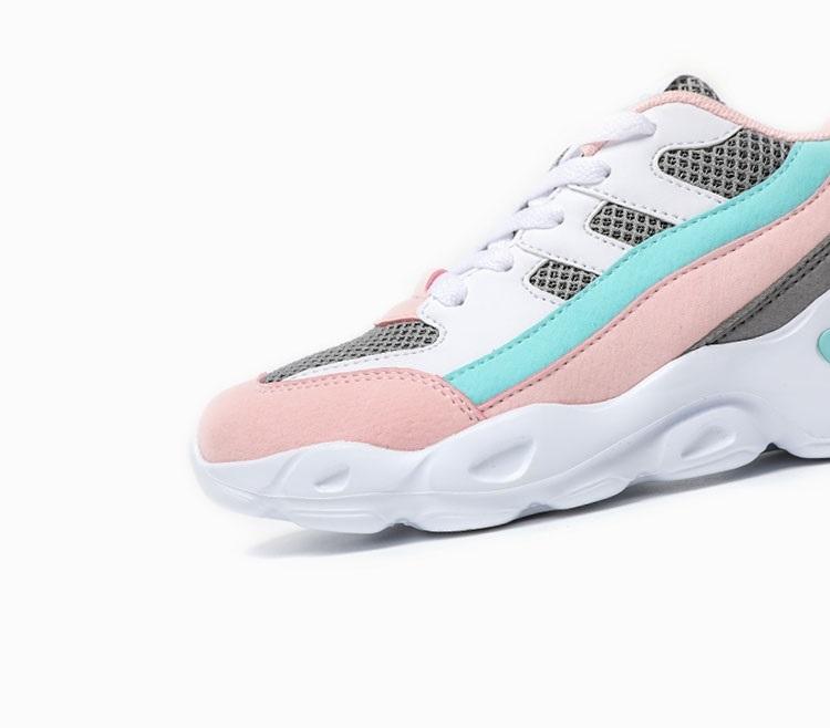Femme Fabric Light Footwear
