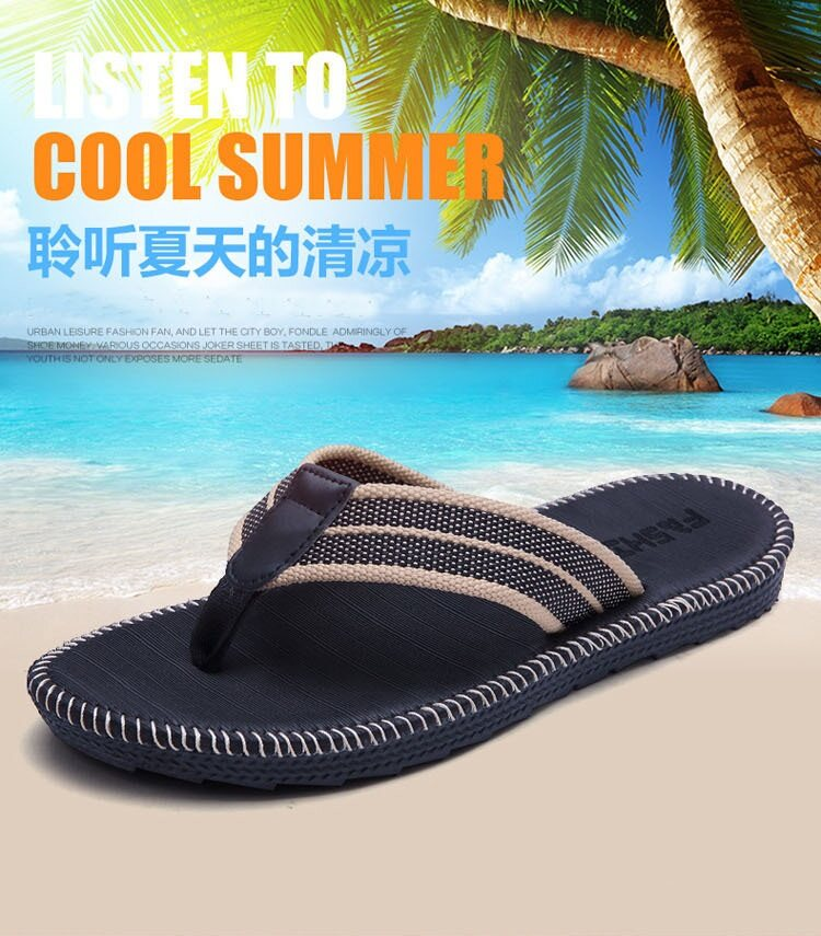 Crocodile Male red Soft Sandals Slippers