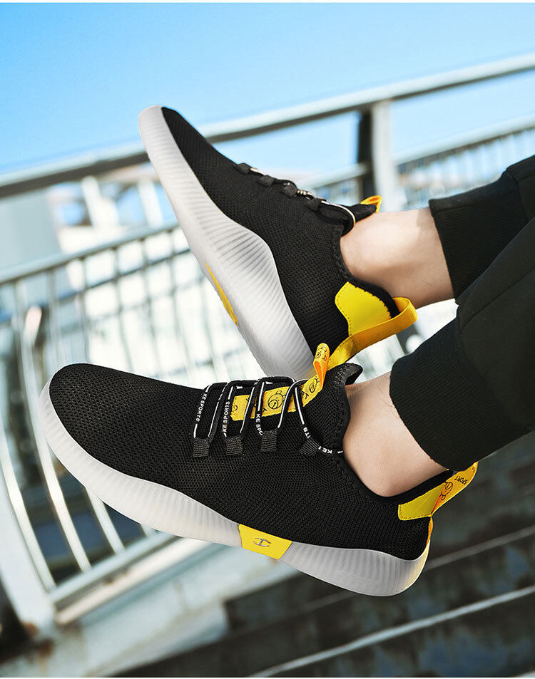 Cushioning Trainer Sport Shoes ready stock