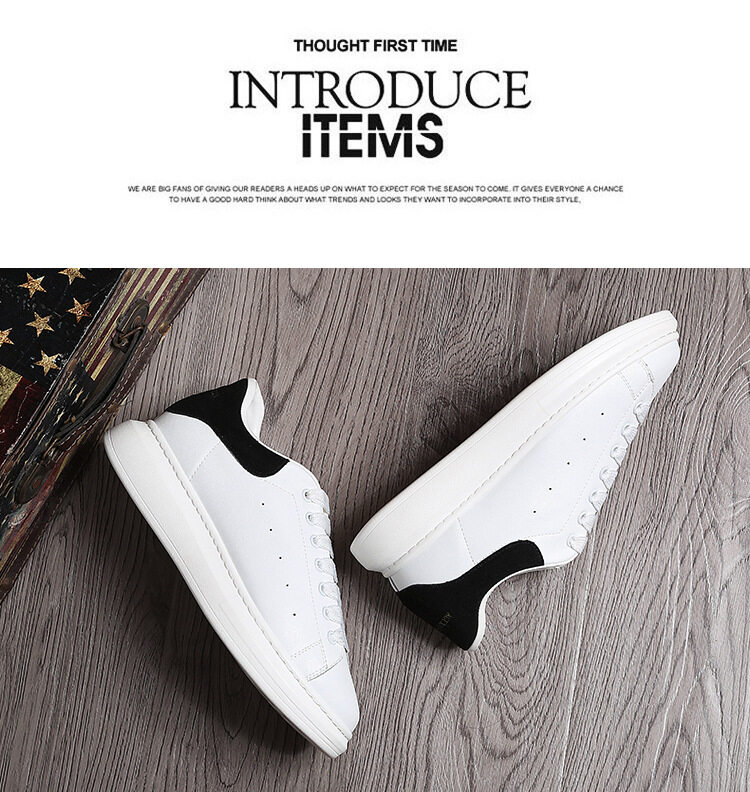 unisex Height Increase Jogging Shoes