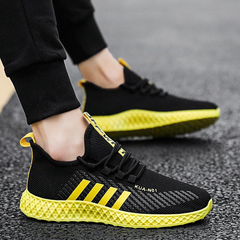 Men's Shoes Breathable Sneakers Mesh Sport Shoes Outdoor Shoes 7