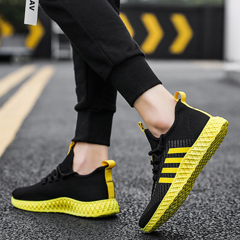 Men's Shoes Breathable Sneakers Mesh Sport Shoes Outdoor Shoes 8