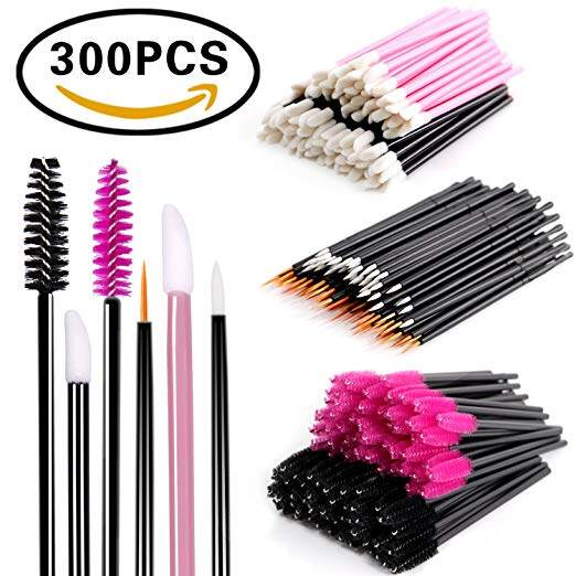 Best Disposable Makeup Applicator Mascara Wands Lipstick
