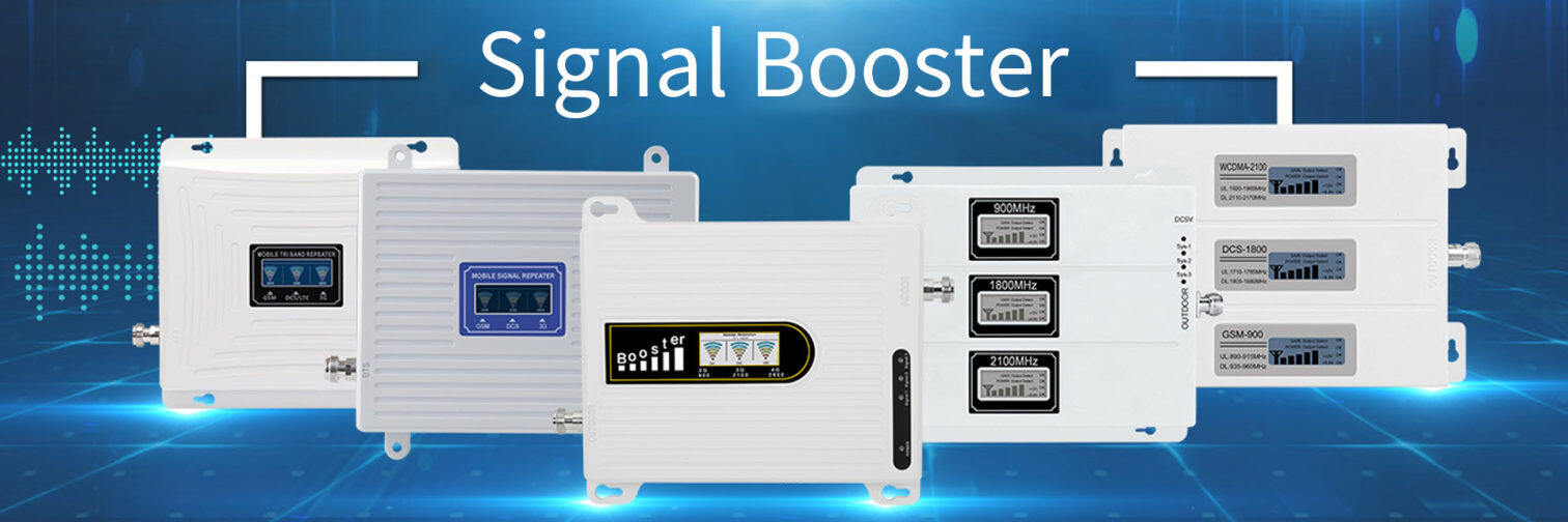2g 3g 4g mobile phone signal booster