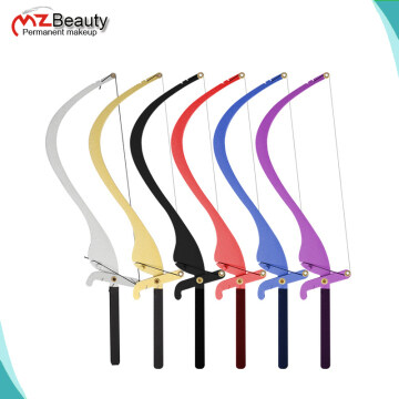 Microblading line mark ruler bow and arrow tattoo rulers