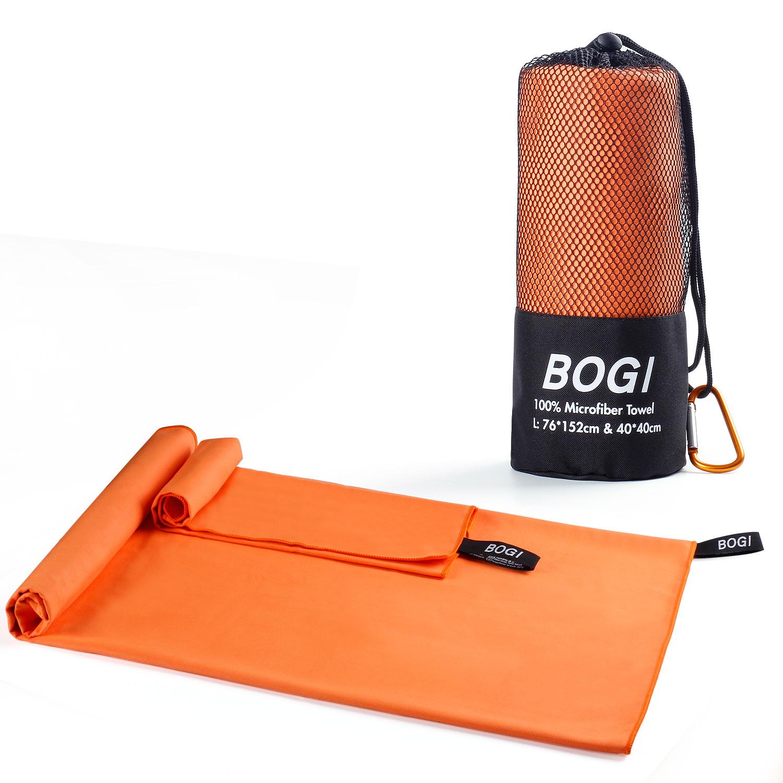 Cocoon Microfiber Towel Ultralight Xl: BOGI Microfiber Travel Sports Towel-(Size: S M L XL