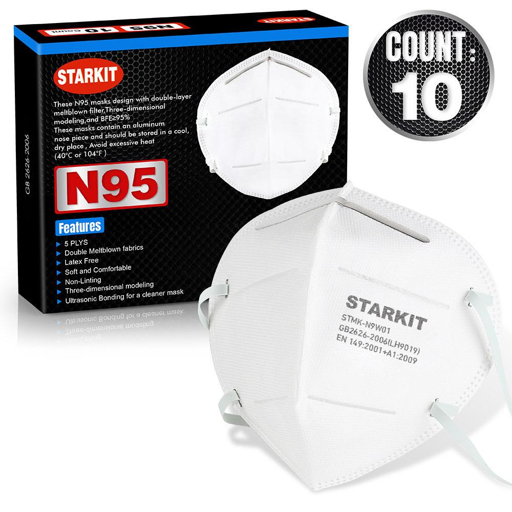 STMK-N9W01   N95/FFP2 Respirator