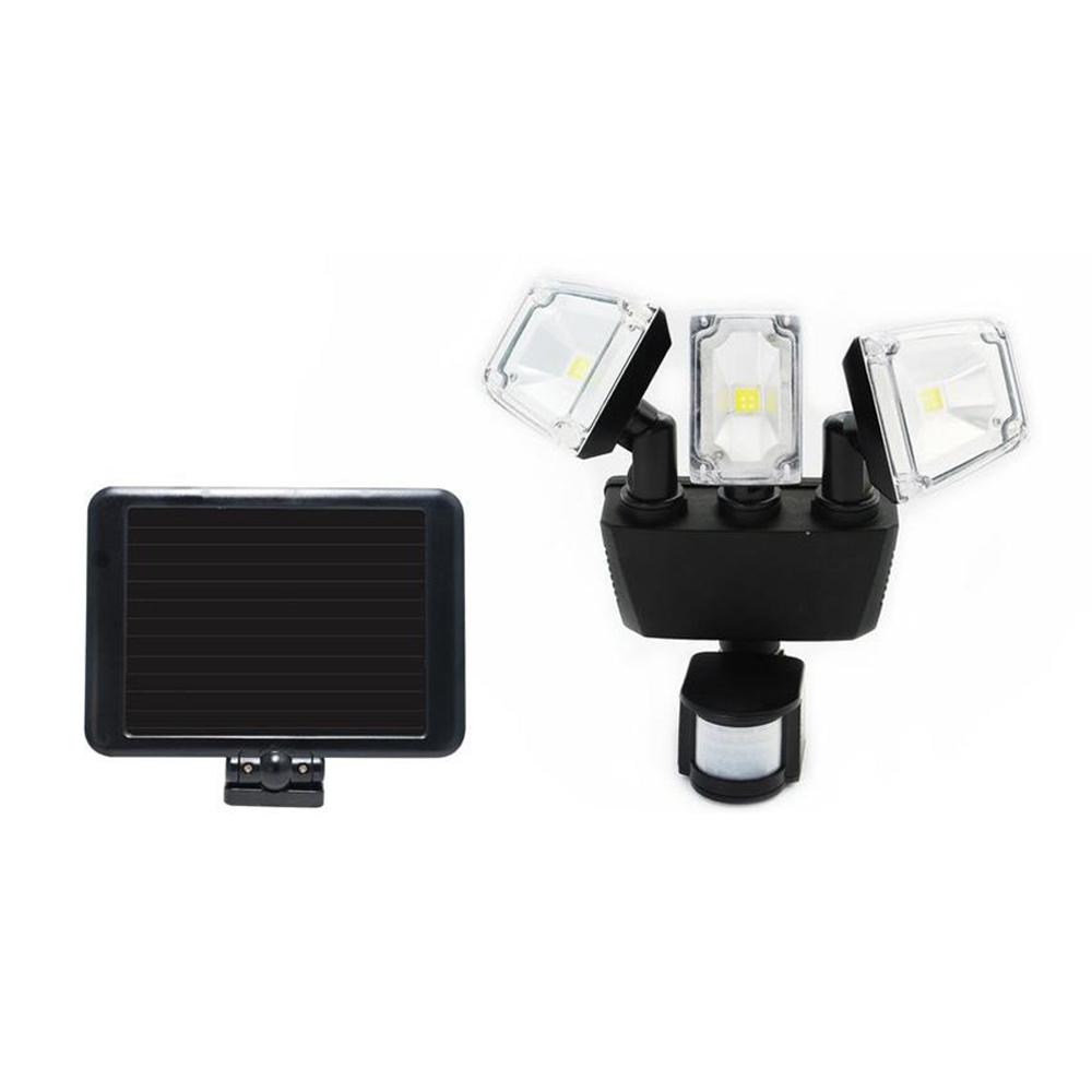 Motion Pir Garden Lamp 3 Wall Cob Outdoor Spot Security Lights Light Lamps Emergency Led Path Sensor Solar L4qRj35A