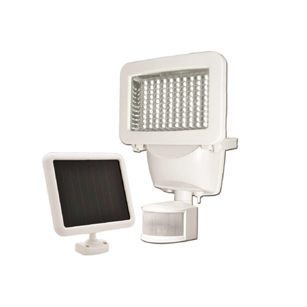 100 led light sensor solar light security garden light pir motion off when the switch is in the off position the light will remain off and will not detenct any movement aloadofball Gallery