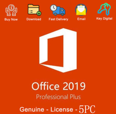 MICROSOFT Office Product Key Code for Office 2019 Professional