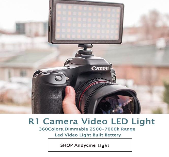 Andycine video light
