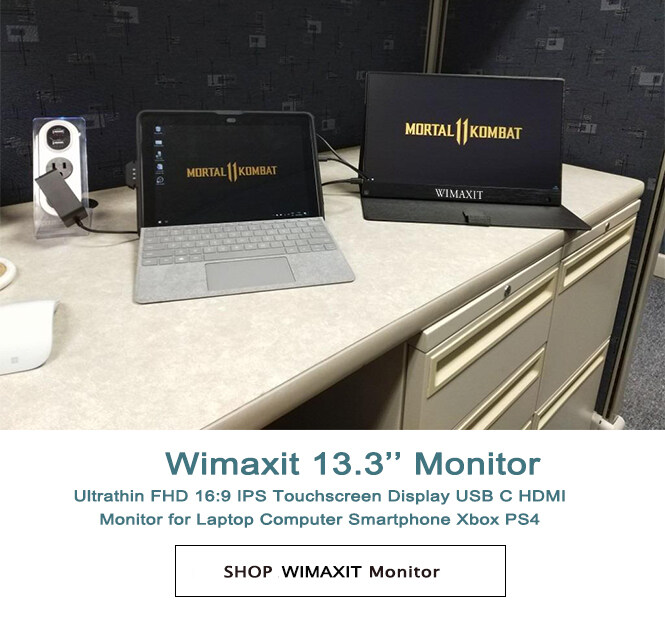 WIMAXIT PORTABLE MONITOR
