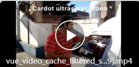 CARDOT Product Working Video