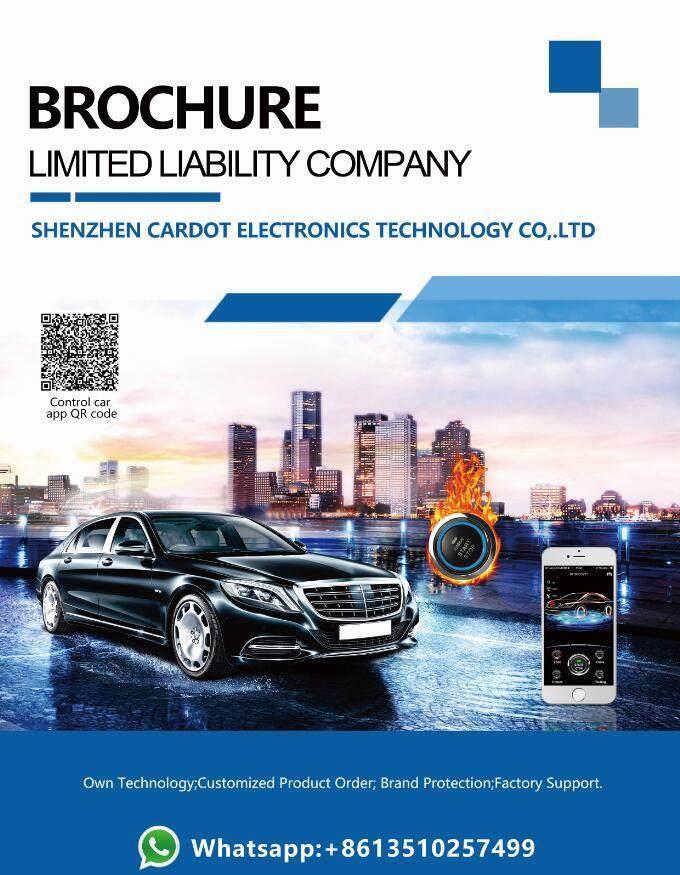 CARDOT GSM&GPS CAR ALARM USER AND INSTALLATION MANUAL