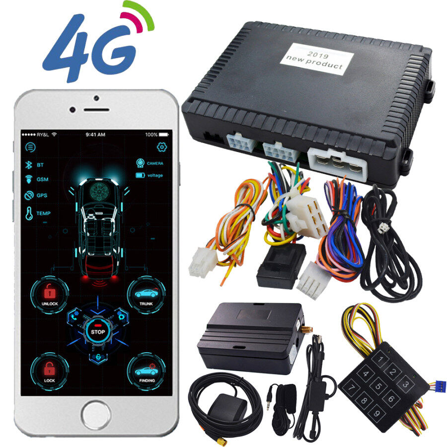 cardot mobile app upgrade version 688S working video and installation guide