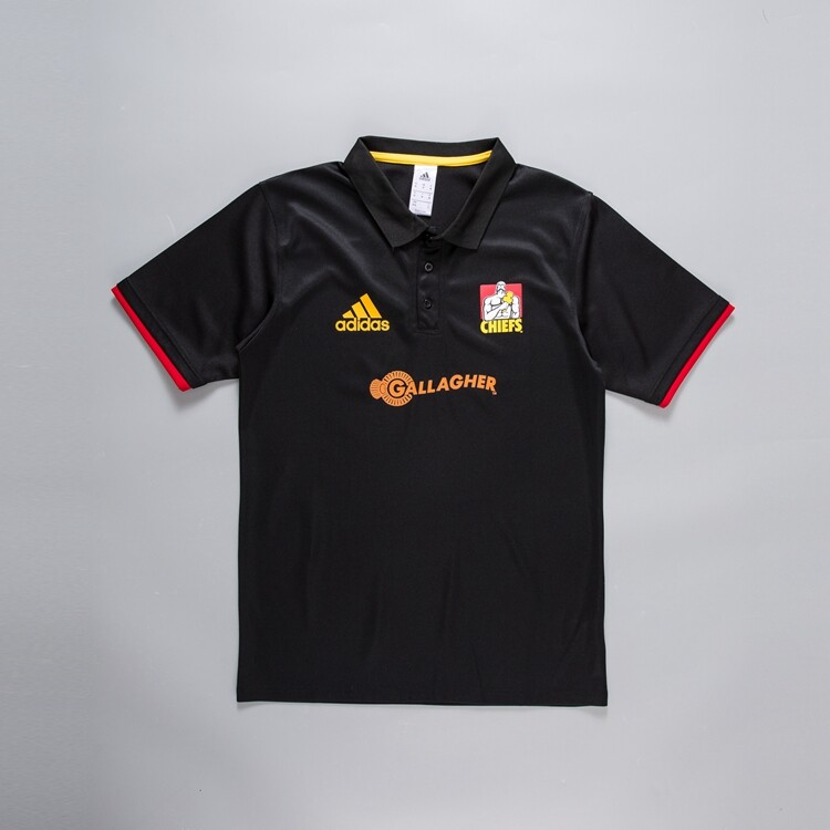 Super 15 Chiefs 2019 Men's Rugby POLO Shirt