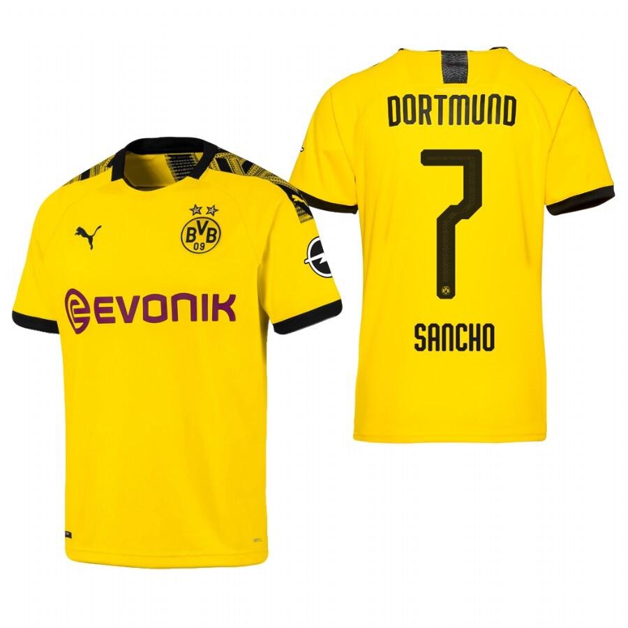 Best Online Store For 19/20 Borussia Dortmund Home Cheap ...
