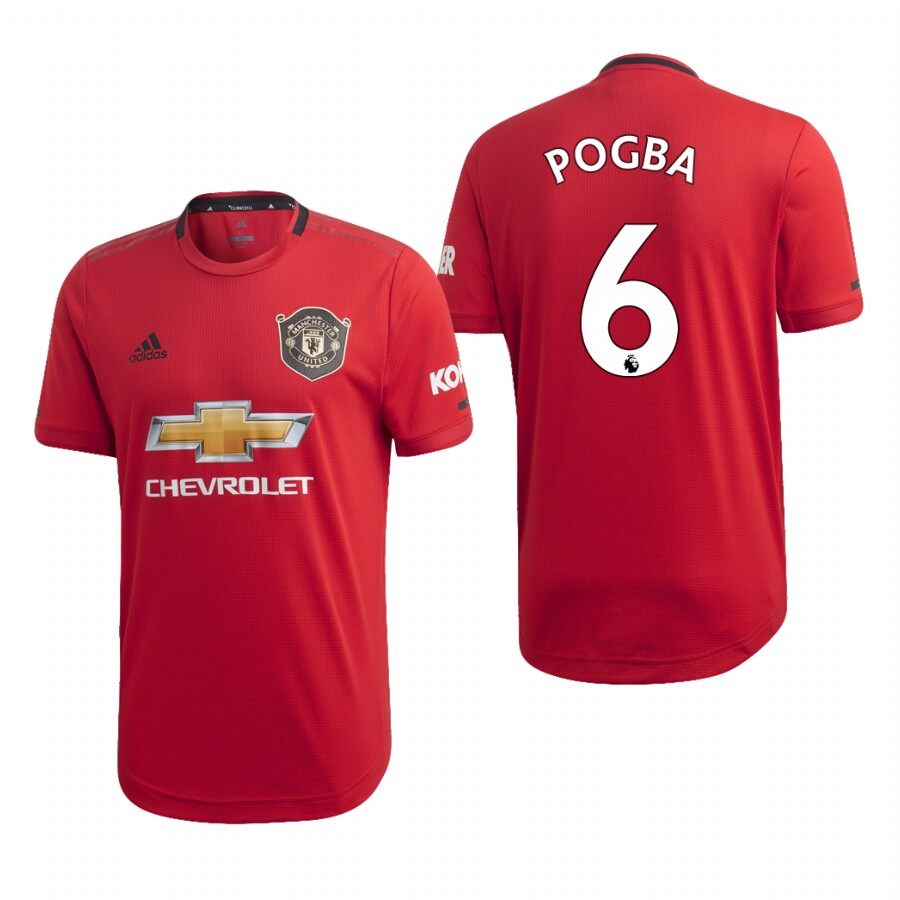 Best Online Store For 19 20 Manchester United Home Cheap Jerseys From Factory