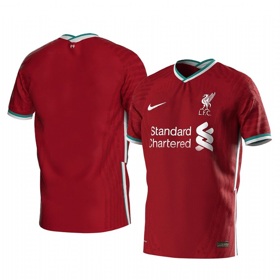 Best Online Store For Cheap 2020 21 Liverpool Home Jerseys From Factory