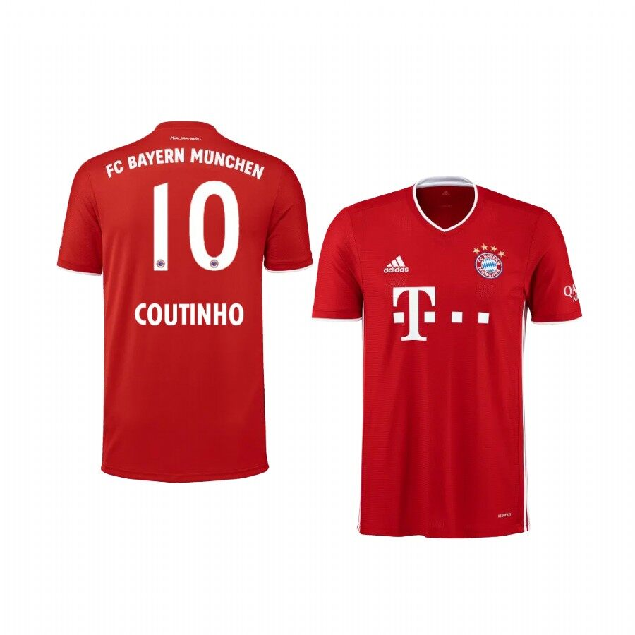 Best Online Store For Cheap 2020 21 Bayern Munich Home Jersey From Factory