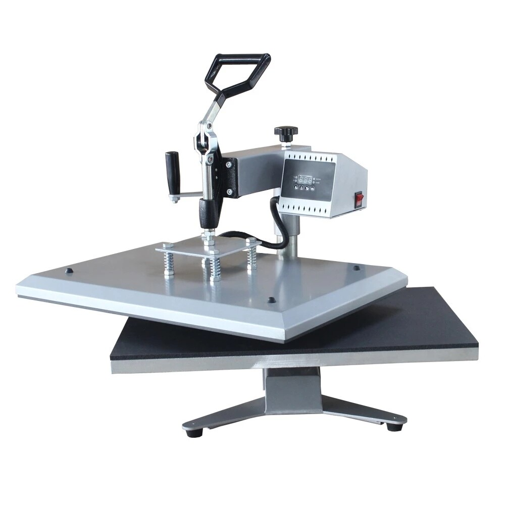 swing away heat press machine 40 x 50 cm 16 x 20 inch t shirt heat transfer machine at shop www. Black Bedroom Furniture Sets. Home Design Ideas
