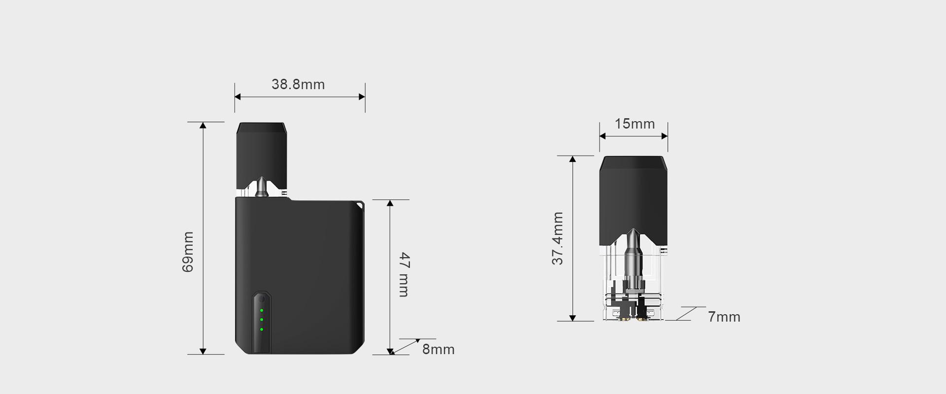 Alpsvape GR8 kit