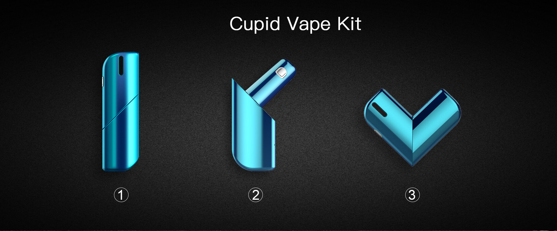 Cupid Vape Kit