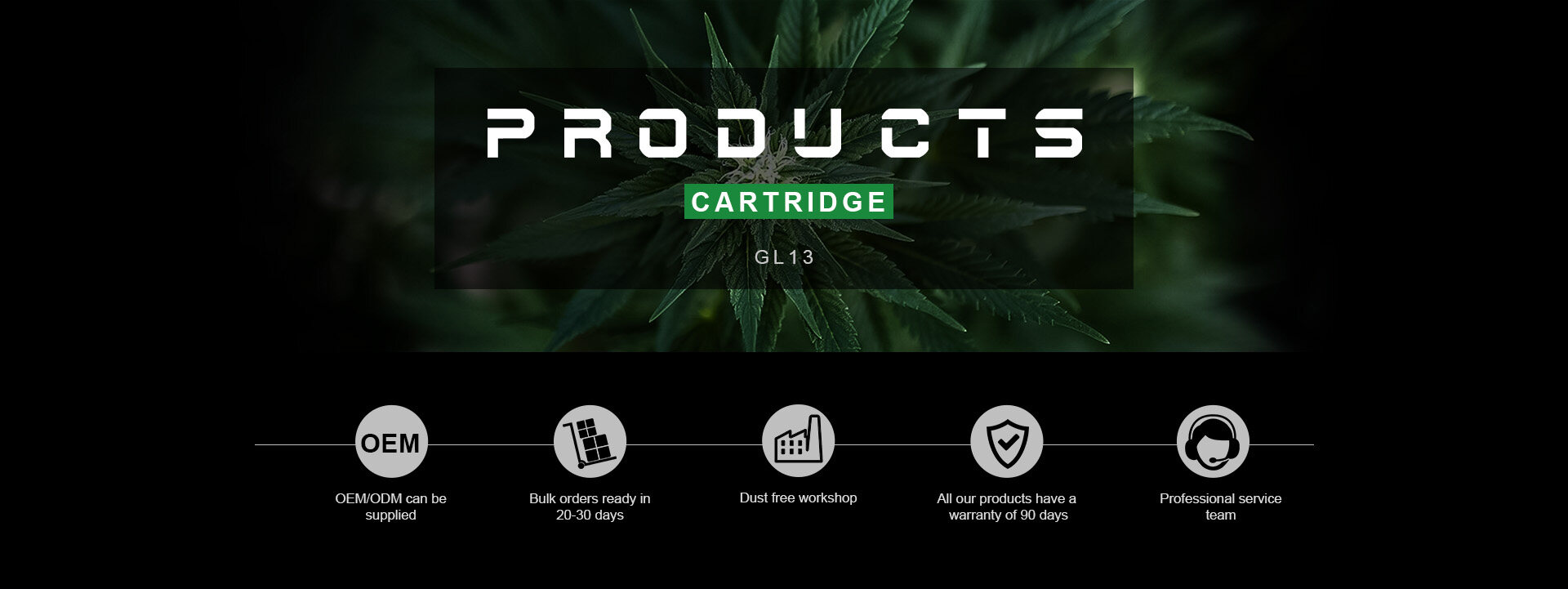 CBD Cartridges