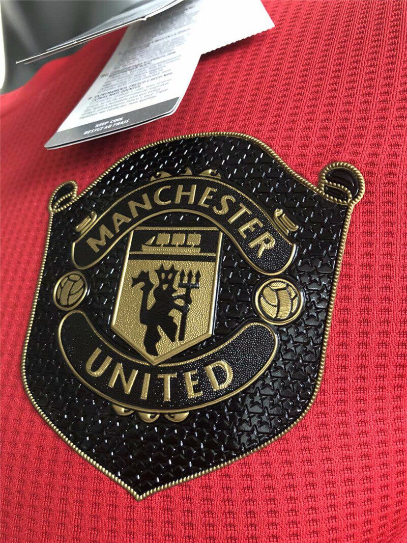 2019 2020 Manchester United HOME soccer jersey 19/20 Player version