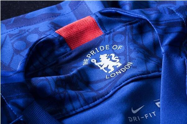 2019 2020 Chelsea HAZARD JORGINHO HOME soccer jersey 19/20 MORATA RUDIGER GIROUD KANTE Willian football shirt