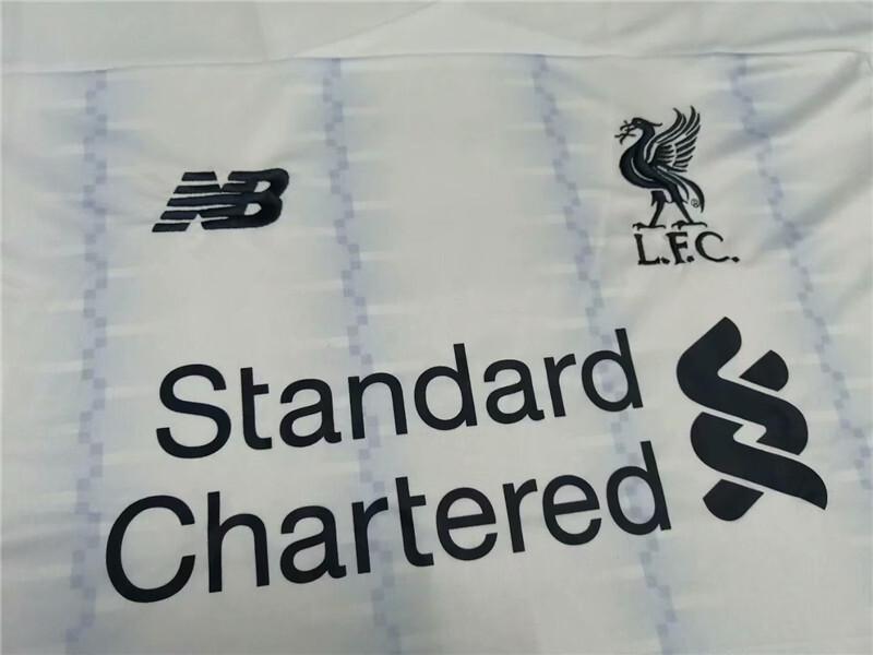 2019 2020 Liverpool M.salah AWAY soccer jerseys 19/20 KEITA LALLANA FIRMINO SHAQIRI football shirts