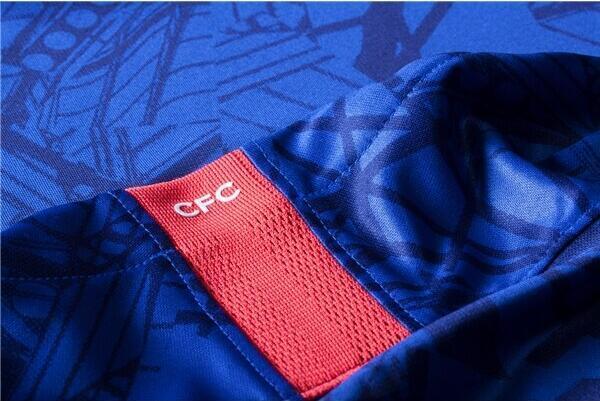 Chelsea HOME soccer jersey 19/20 Long sleeve