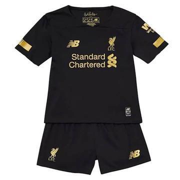2019 2020 Liverpool M.salah Goalkeeper kids kit soccer jerseys 19/20 boy KEITA LALLANA FIRMINO SHAQIRI Children football shirts