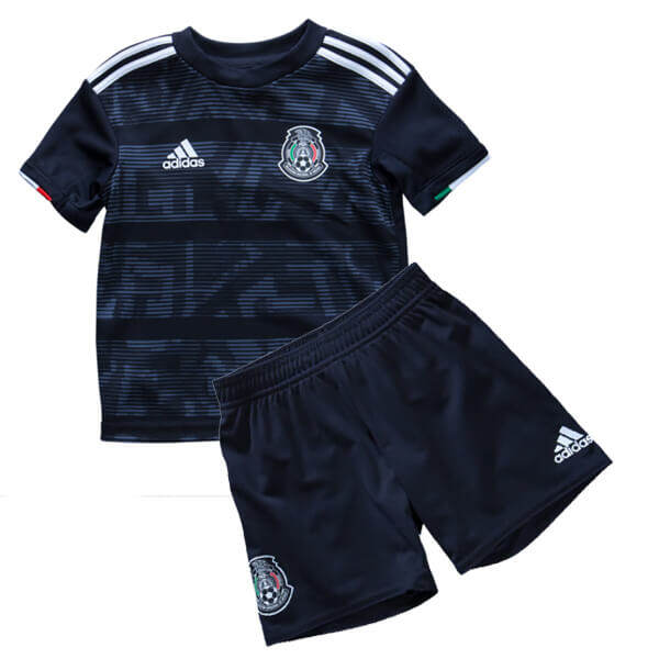 MEXICO HOME KIDS FOOTBALL KIT soccer Jersey 2019/2020