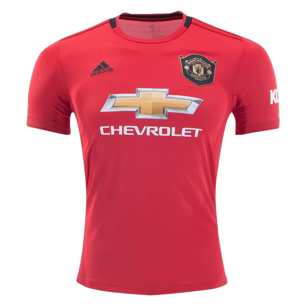 MANCHESTER UNITED HOME SOCCER JERSEY 2019/2020