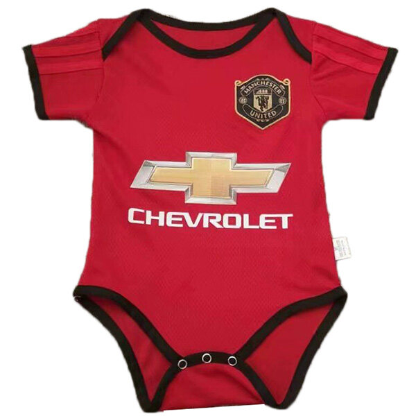 Baby Grow - Manchester united home baby onesie jersey 2019 ...