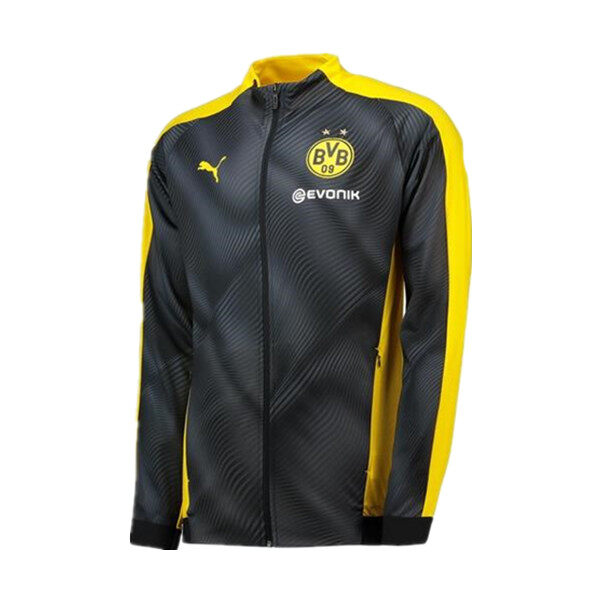 2019 2020 Bvb Borussia Dortmund Soccer Jersey Jacket Training Suit