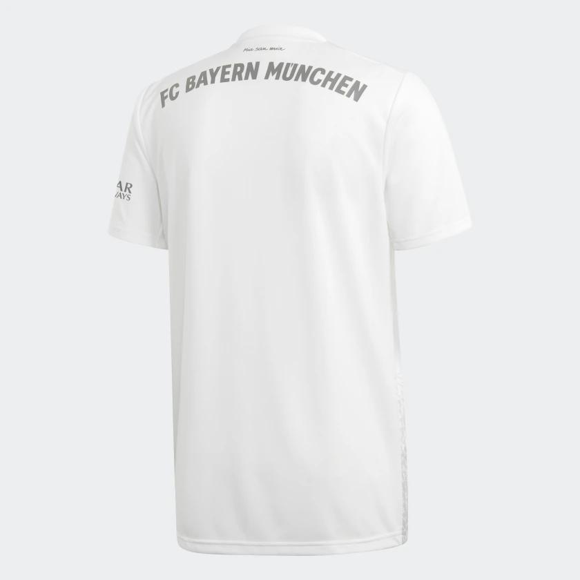 Bayern Munich Away Soccer Jersey 2019-20 Football Shirt