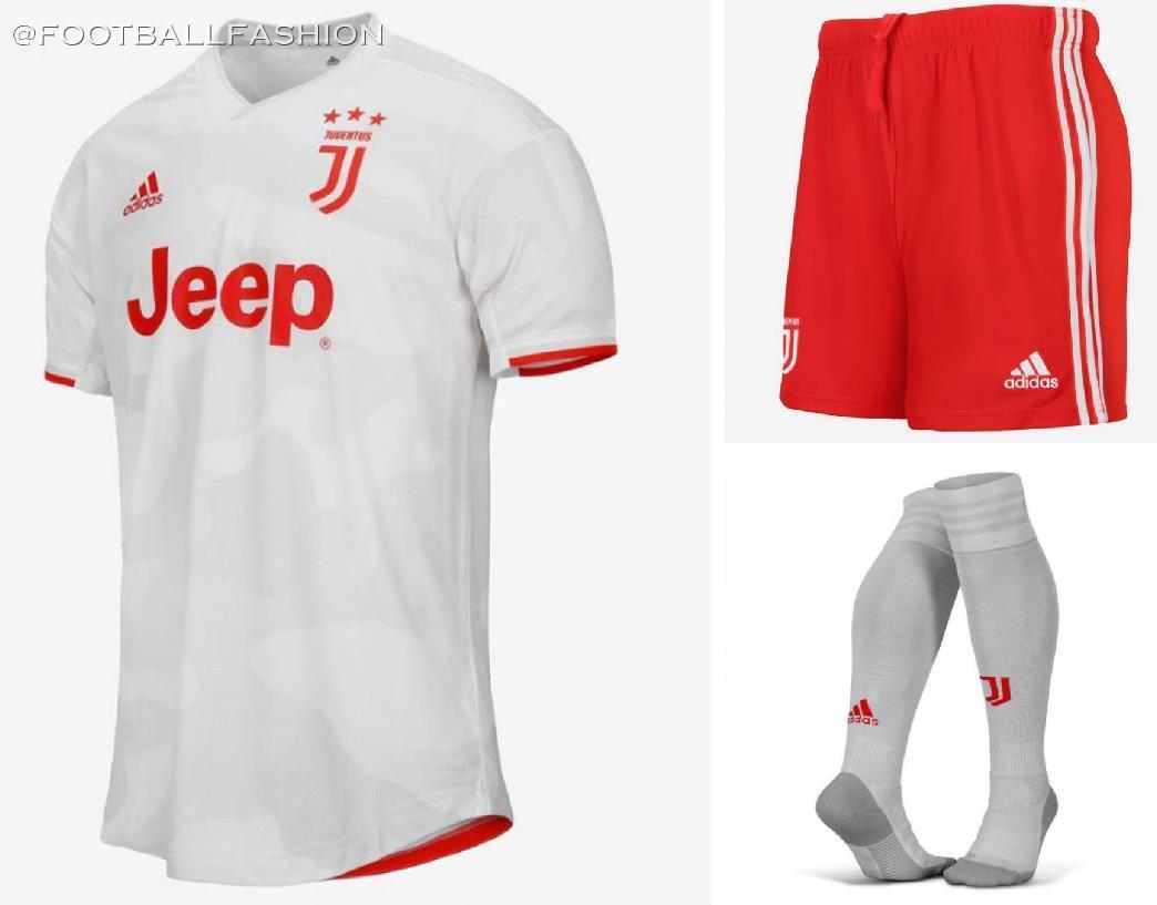 2020 Juventus Kit