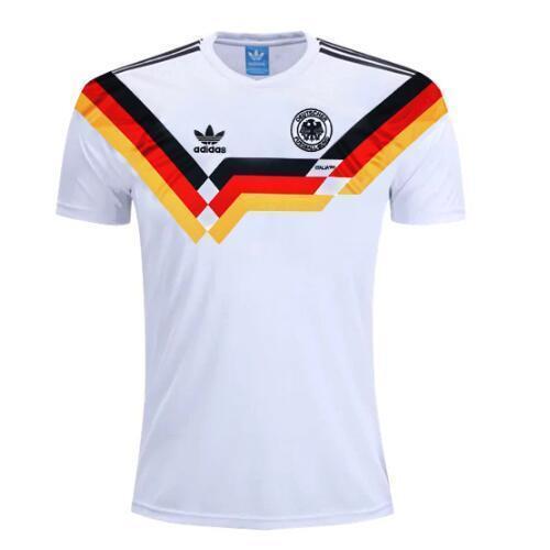 Germany Retro 1990 Home Shirt