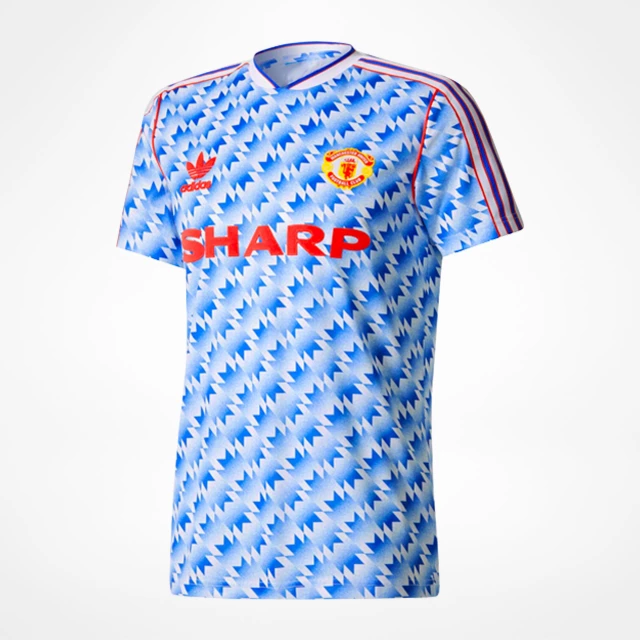 Manchester United Retro 1990/92 Away Shirts