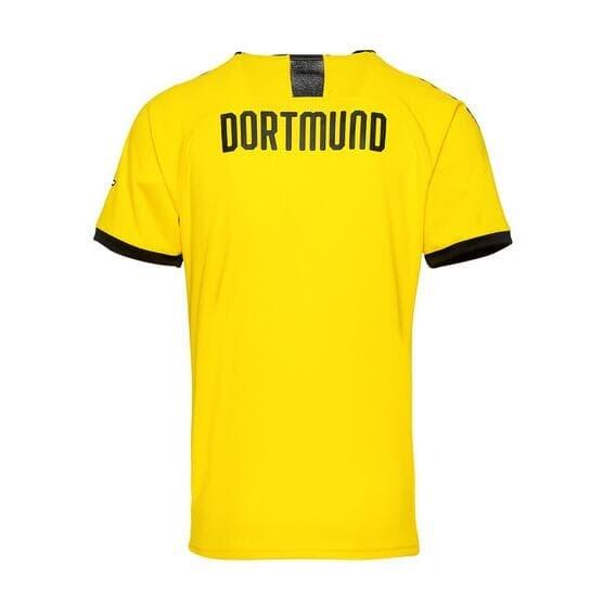 Borussia Dortmund Home Soccer Jersey 2019 2020 Bvb Football Shirt